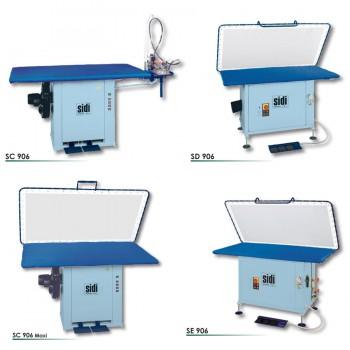 Прямоугольные столы SIDI SE-906, SD-906, SC-906, SC-906 MAXI