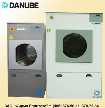 Машины cушильные DANUBE - серии ТD
