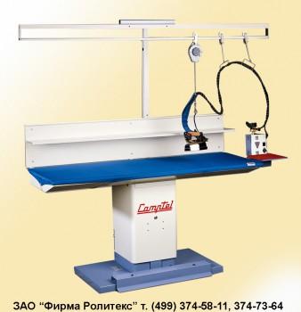 Гладильные столы с вакуумом и нагревом BASIC